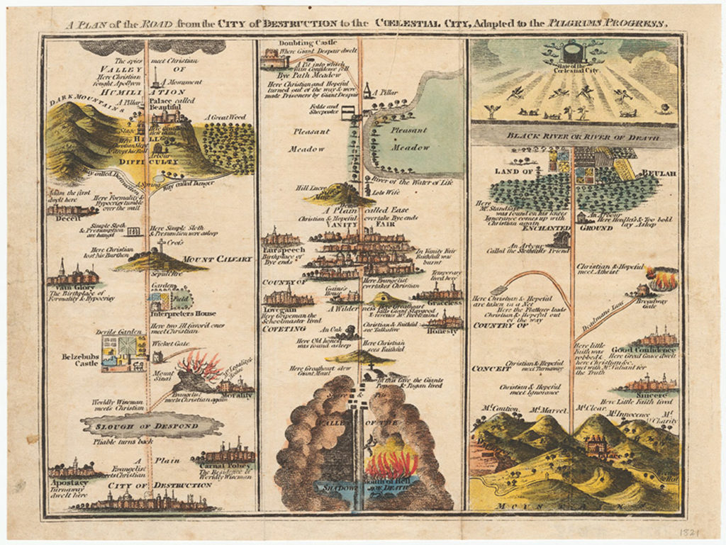 john_bunyan_the_road_from_the_city_of_destruction_to_the_celestial_city_1821_cornell_cul_pjm_1038_01-1024×769